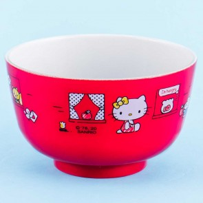 Hello Kitty Window Time Bowl