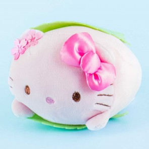 Hello Kitty Sakura Mochi Plushie - Medium