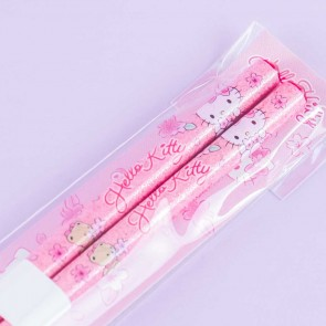 Hello Kitty & Sakura Glittery Chopsticks