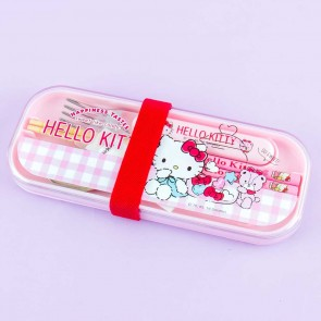 Hello Kitty Candy Utensil Set
