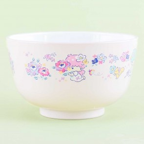 Little Twin Stars Floral Unicorn Bowl