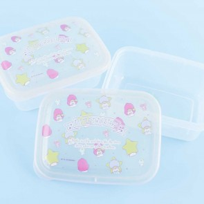 Little Twin Stars Twinkle & Shine Plastic Container Set