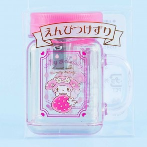 My Melody Mason Jar Sharpener