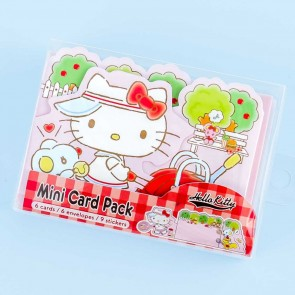 Hello Kitty Playtime Greeting Card Pack