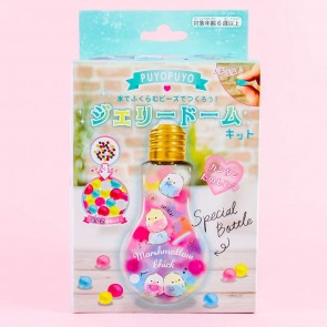 Puyo Puyo Jelly Dome Marshmallow Chick DIY Kit