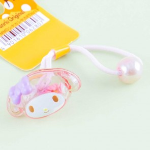 My Melody Flower Beads Hair Tie