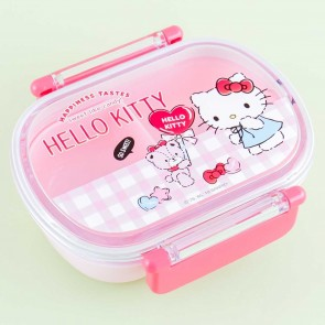 Hello Kitty Heart Lollipop Bento Box