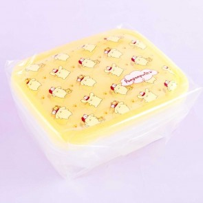 Pompompurin Furry Friends Plastic Container Set
