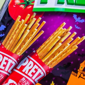 Pretz Halloween Biscuit Sticks - Roasted Tomato