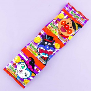 Kuriyama Halloween Anpanman Onion Soup Senbei Rice Cracker Set - 3pcs