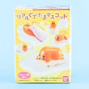 Bandai Gudetama Toy With Gum