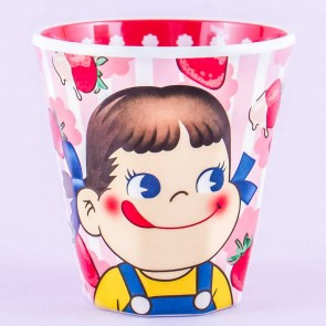 Milky Peko-Chan Strawberry Cream Cup