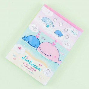 Jinbesan Family Time Notepad