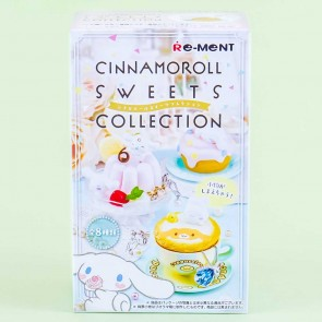 Re-Ment Cinnamoroll Sweets Collection