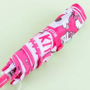 Hello Kitty Sweet Candies Portable Foldable Umbrella