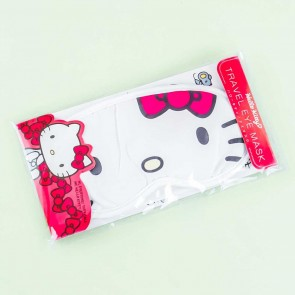 Hello Kitty Travel Eye Mask