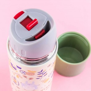 My Neighbor Totoro Forest Play Thermal Bottle