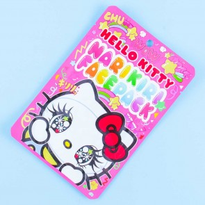 Hello Kitty Face Rose Mask Pack