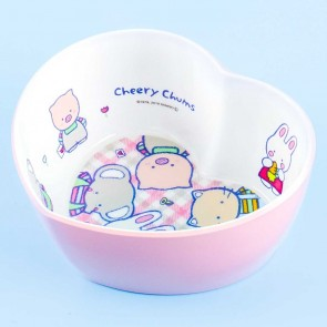 Sanrio Characters Daisuki Heart Accessory Bowl - Cheery Chums