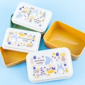 My Neighbor Totoro Autumn Bento Box Set - 3 pcs
