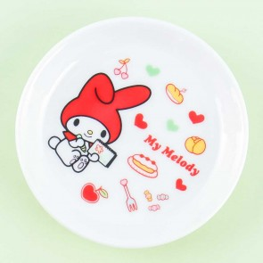 My Melody Dessert Time Plate