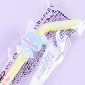 Cotton Candies Straw Gel Pen - Cotton