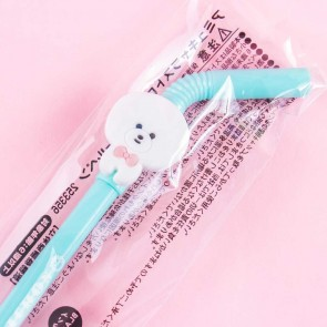 Moff Moff Bichon Straw Gel Pen - Howaru