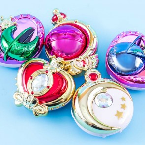 Sailor Moon Transformation Compact Mirror Gachapon
