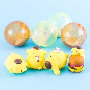 Pompompurin Ate Too Much Figure Gachapon