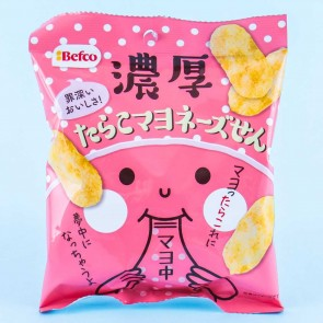 Befco Rice Crackers - Rich Cod Roe Mayonnaise