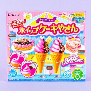 Kracie Popin' Cookin' Whipped Cake Shop DIY Candy Kit