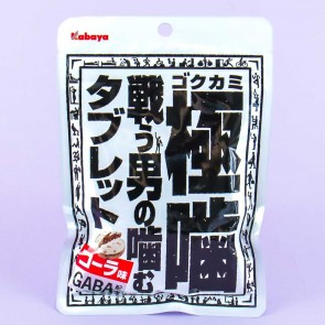 Kabaya Gokukami Cola Tablet Candies