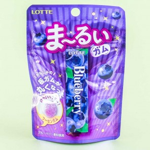 Lotte Marui Blueberry Gum
