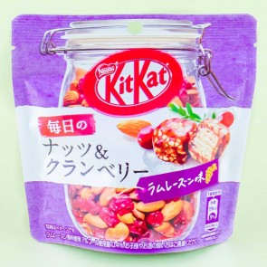 Kit Kat Nuts & Cranberry Rum Raisin Pouch Pack