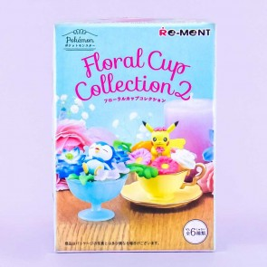 Re-Ment Pokemon Floral Cup Collection 2