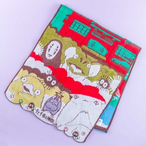 Spirited Away Bath House Long Towel
