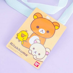 Rilakkuma Forest Adventure Multi-Strap Bag