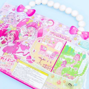 PreCure Miracle Leap Sticker Set