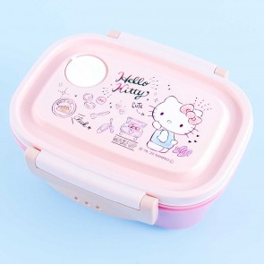Hello Kitty Makeup Time Bento Box