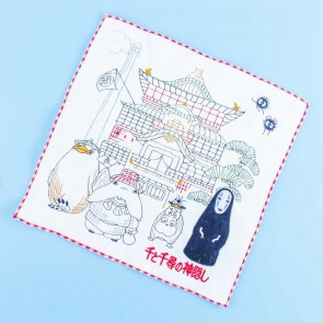 Spirited Away Tower Mini Towel