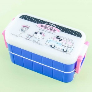 Hello Kitty Road Trip Vacation Bento Set