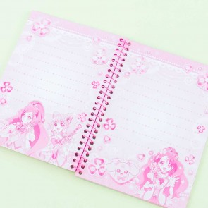 Healin' Good Pretty Cure B7 Spiral Notebook
