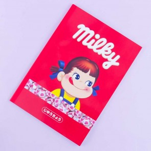Milky Peko-Chan Softbound Notebook