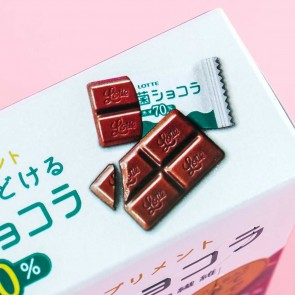 Lotte Lactic Acid Bacteria Chocolate - Cacao 70%