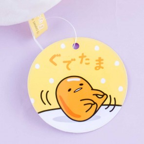 Gudetama Cracked Egg Soft Pouch
