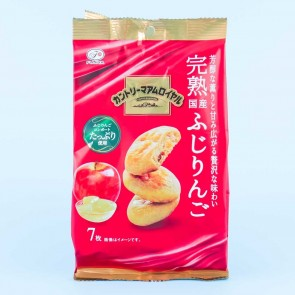 Fujiya Country Ma'am Royal Cookies - Fuji Apple