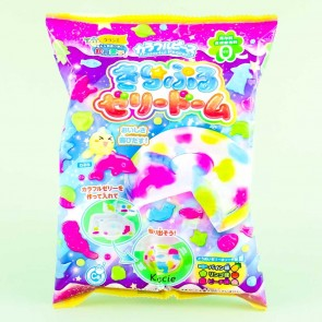 Kracie Colorful Sea Animal Jelly Ring DIY Candy Kit