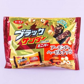 Black Thunder Mini Bars Pack - Almond Hazelnut