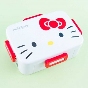 Hello Kitty Face Bento Box