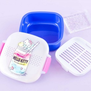 Hello Kitty Ocean Drink Bento Box